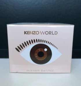 KENZO WORLD Туалетная вода, Kenzo