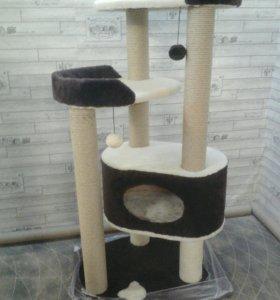 Мини комплексы для кошек