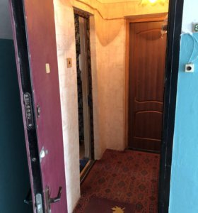 Квартира, 1 комната, 35.4 м²