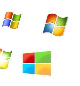 Диски с Windows системами