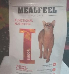 MEALFEEL корма для кошек