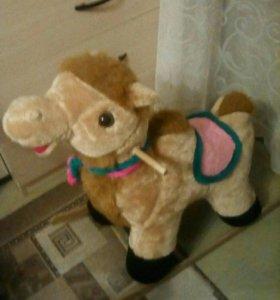 Качалка- верблюжонок
