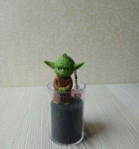 Флешка магистр Йода, Звездные войны 16 Гб