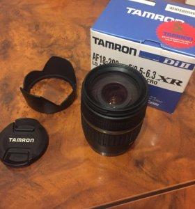 Tamron AF 18-200mm f/3.5-6.3