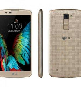Телефон lg k10
