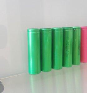 Батарейки 18650