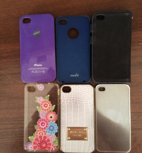 Чехлы на 4 IPhone