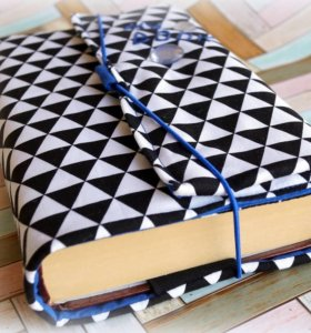 Обложка для книги/ежедневника/школьного дневника
