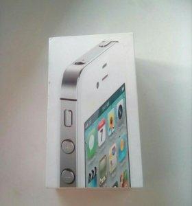 коробки от айфона 4 s