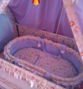 Кроватка детская Lider Kids