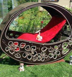 Кресло-кровать для дачи