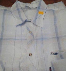 Муж.рубашка,новые.ТОРГ...