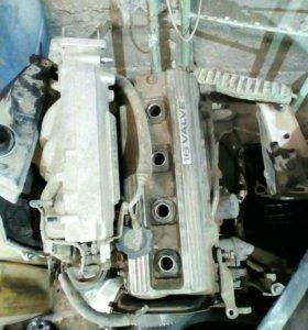 Двигатель 4 S-fe