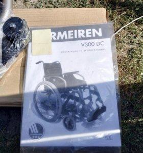 Новая инвалидная кресло-коляска