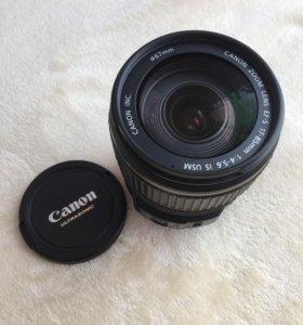 Объектив Canon EF-S 18-85