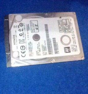 Продам жёсткий диск на запчасти 320GB HITACHI