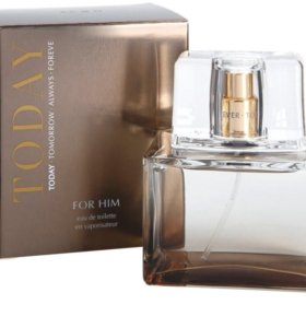 Today Avon for him 75мл