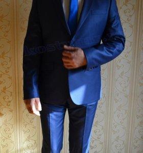 Молодежный мужской костюм