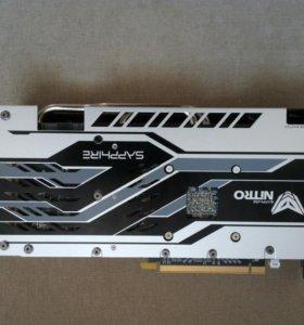 Видеокарта Sapphire Nitro Radeon RX570 8G 1340Mhz