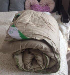 Одеяло двухспальное бамбуковое