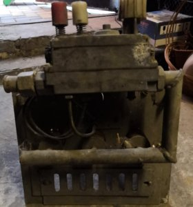 Газовая горелка с автоматика для котла, бани, печк