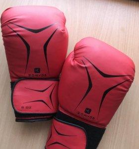 Перчатки боксерские для единоборств