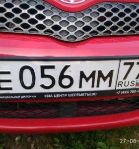 Номер на Авто