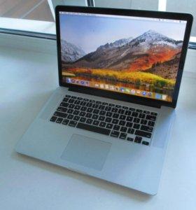 MacBook Pro Retina 15 Mid 2014 i7/16/512 кастомный