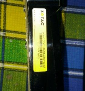 Видеокарта zotac gtx275
