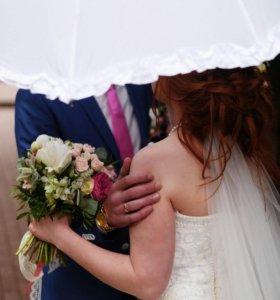 Зонт на свадьбу, фотосессию
