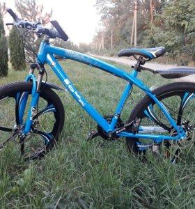 Велосипеды на литье BMW