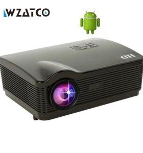Проектор atco 4500Lumen 1080P
