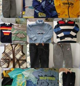 Футболки, кофты и штаны
