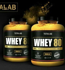 Total-lab спортивное питание