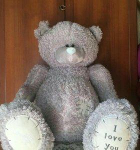 Медведь Тедди.
