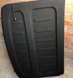 Полка багажника renault kaptur