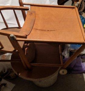 Детский столик- стульчик