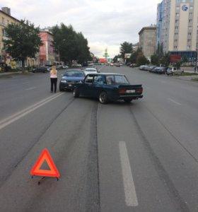 Оформление ДТП Аварийный комиссар