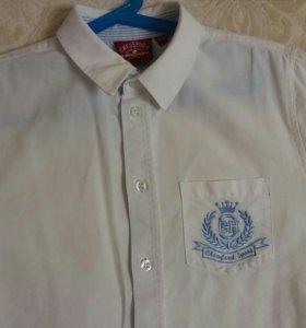 Рубашка с длинным рукавом для мальчика 152
