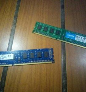 Оперативная память, блок питания 600вт, i5 1 покол