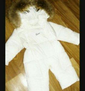 Детский комбинезончик
