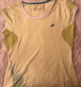 Женская,спортивная футболка