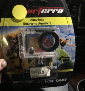 Экшн-Камера go pro аквабокс новый