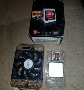 Процессор AMD A6-5400K OEM