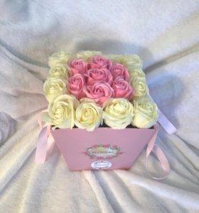 Вечные розы