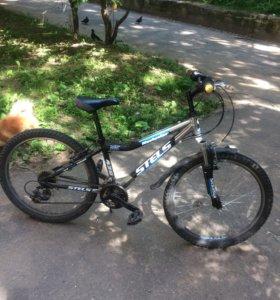 Велосипед стелс навигатор 420