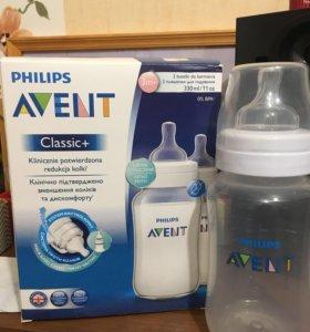 Новая бутылочка AVENT