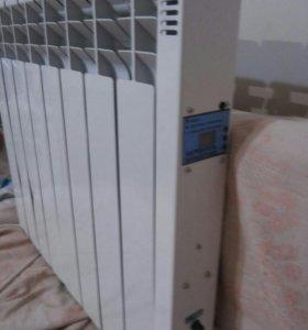 Паракапельное отопление