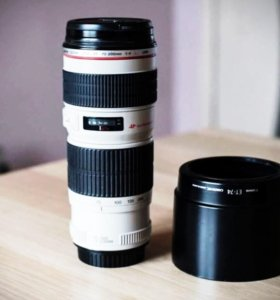Canon 70-200mm f/4L UMS