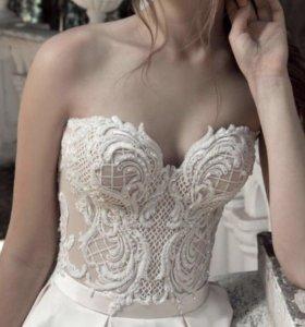 Свадебное платье «Belfaso» 2018 год